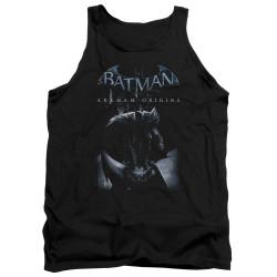 Image for Batman Arkham Origins Tank Top - Perched Cat