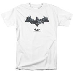 Image for Batman Arkham Origins T-Shirt - Bat of Enemies