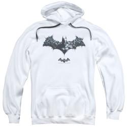 Image for Batman Arkham Origins Hoodie - Bat of Enemies