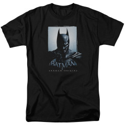 Image for Batman Arkham Origins T-Shirt - Two Sides