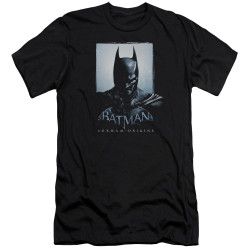 Image for Batman Arkham Origins Premium Canvas Premium Shirt - Two Sides