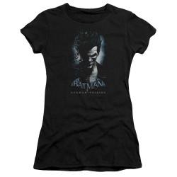 Image for Batman Arkham Origins Girls T-Shirt - Joker