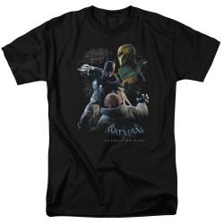 Image for Batman Arkham Origins T-Shirt - Punch