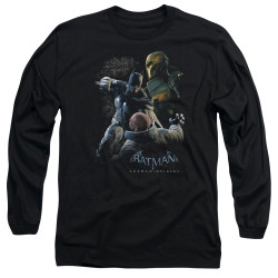 Image for Batman Arkham Origins Long Sleeve T-Shirt - Punch