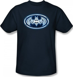 Image for Batman T-Shirt - Cyber Bat Logo