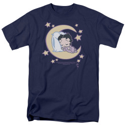 Image for Betty Boop T-Shirt - Sleepy Time
