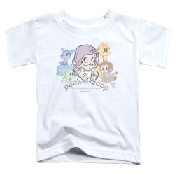 Image for Betty Boop Toddler T-Shirt - Peek a Boo