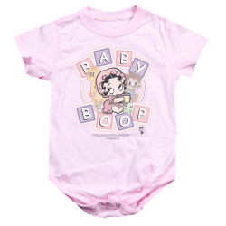 Image for Betty Boop Baby Creeper - Baby Boop & Friends