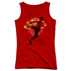 Image for Bruce Lee Girls Tank Top - Immortal Dragon