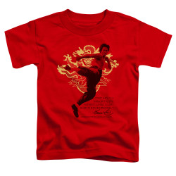 Image for Bruce Lee Toddler T-Shirt - Immortal Dragon