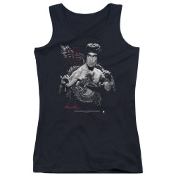 Image for Bruce Lee Girls Tank Top - The Dragon