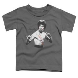 Image for Bruce Lee Toddler T-Shirt - Final Confrontation
