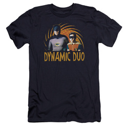 Image for Batman Classic TV Premium Canvas Premium Shirt - Dynamic