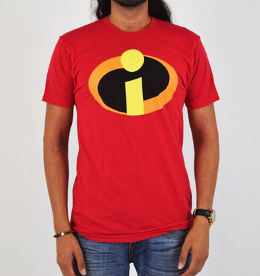 Image for The Incredibles Logo T-Shirt