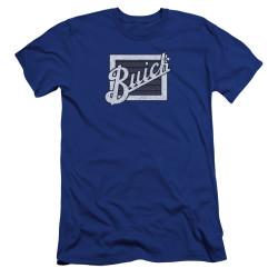 Image for Buick Premium Canvas Premium Shirt - Distressed Emblem