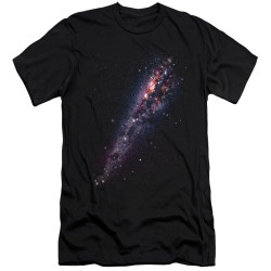 Image for Outer Space Premium Canvas Premium Shirt - Milky Way
