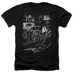 Image for The Darkness Heather T-Shirt - Pedal Board