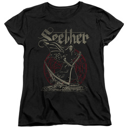 Image for Seether Womans T-Shirt - Reaper