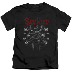 Image for Seether Kids T-Shirt - Arachnoid