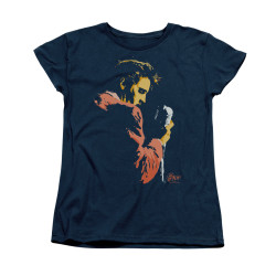 Image for Elvis Woman's T-Shirt - Early Elvis