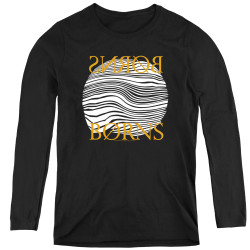 Image for Borns Women's Long Sleeve T-Shirt - Thumbprint