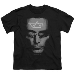Image for Steve Vai Youth T-Shirt - Vai Head