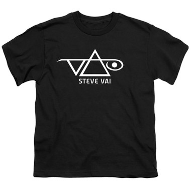 Image for Steve Vai Youth T-Shirt - Logo