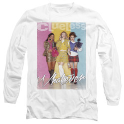 Image for Clueless Long Sleeve Shirt - Whatever