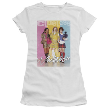 Image for Clueless Girls T-Shirt - Whatever
