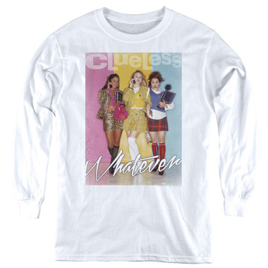 Image for Clueless Youth Long Sleeve T-Shirt - Whatever