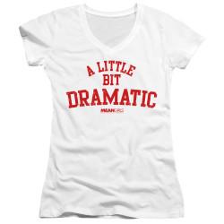 Image for Mean Girls Girls V Neck - Dramatic