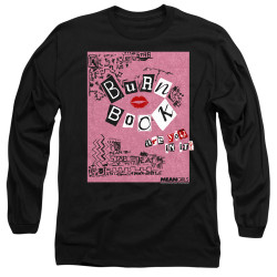 Image for Mean Girls Long Sleeve Shirt - Burn Book