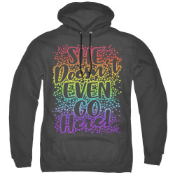 Image for Mean Girls Hoodie - Doesn't Go Here