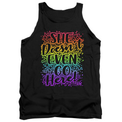 Image for Mean Girls Tank Top - Doesn't Go Here