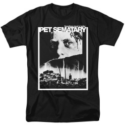Image for Pet Sematary T-Shirt - Poster Art
