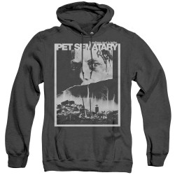 Image for Pet Sematary Heather Hoodie - Poster Art