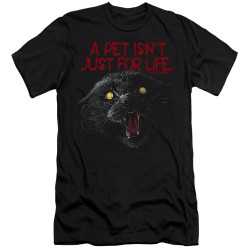 Image for Pet Sematary Premium Canvas Premium Shirt - I Survived