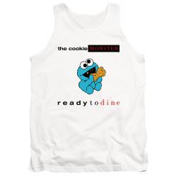 Image for Sesame Street Tank Top - Ready to Dine