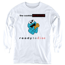 Image for Sesame Street Youth Long Sleeve T-Shirt - Ready to Dine
