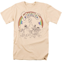 Image for Sesame Street T-Shirt - Friends