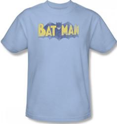 Batman T-Shirt - Vintage Logo Image 2