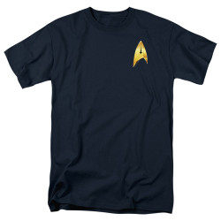 Image for Star Trek Discovery T-Shirt - Command Badge