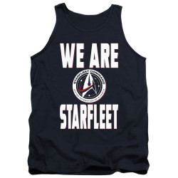 Image for Star Trek Discovery Tank Top - We Are Starfleet