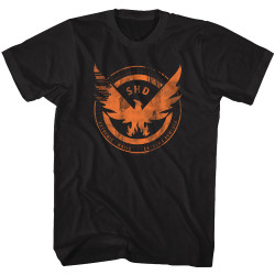 Image for The Division Agent Shield T-Shirt