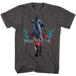 Image for Devil May Cry Neroback T-Shirt