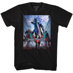 Image for Devil May Cry Three Dudes T-Shirt