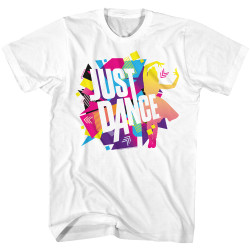 Image for Just Dance Color Explosion T-Shirt