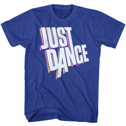 Image for Just Dance Dimensional Logo T-Shirt
