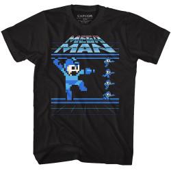 Image for Mega Man Megamen T-Shirt