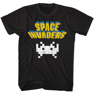 Image for Space Invaders Classic T-Shirt